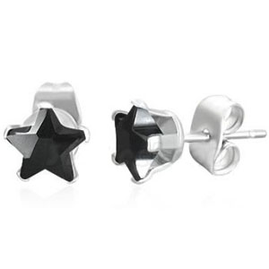 SSE0063-Polished Stainless Steel Earring