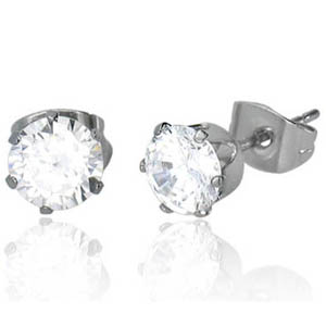 SSE0071-Fashion Stainless Steel Earring