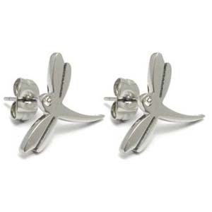 SSE0077-Stainless Earrings