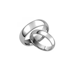 TIR0049-Titanium Wedding Ring