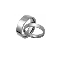 TIR0050-Titanium Wedding Rings