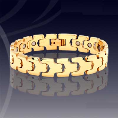 WCC0041-Gold Plated Tungsten Alloy Chain