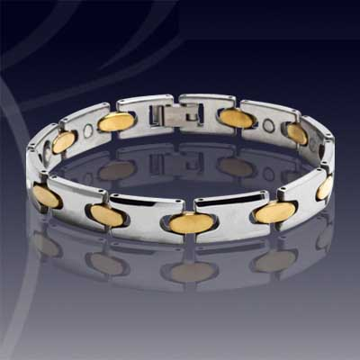 WCC0049-Gold Plated Tungsten Wrist Chain