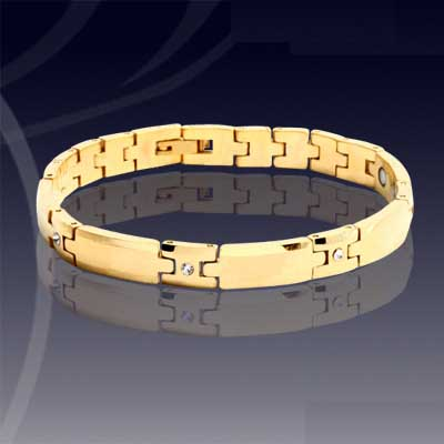 WCC0050-Gold Plated Tungsten Wrist Chains