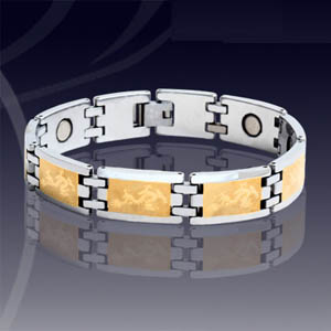 WCC0052-Gold Plated Tungsten Alloy Wrist Chains