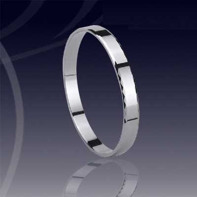 WCC0143-Polished Tungsten Alloy Wrist Chain