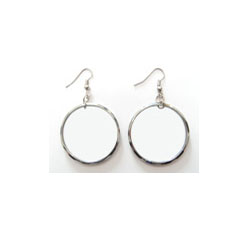 WCE0005-Tungsten Carbide Earrings