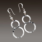 WCE0006-Popular Tungsten Carbide Earring