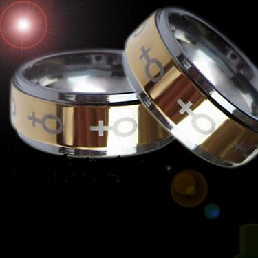 WCR0299-Tungsten Gold Band