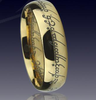 WCR0300-Tungsten Gold Bands
