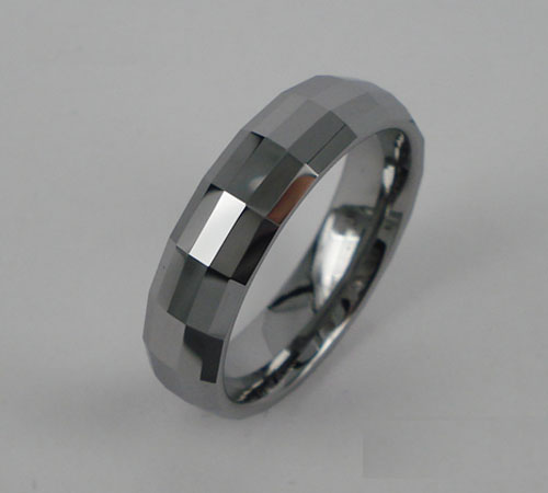 WCR0420-Polished Tungsten Rings
