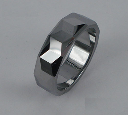 WCR0421-Polished Tungsten Carbide Ring