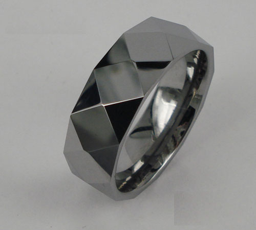 WCR0422-Polished Tungsten Carbide Rings